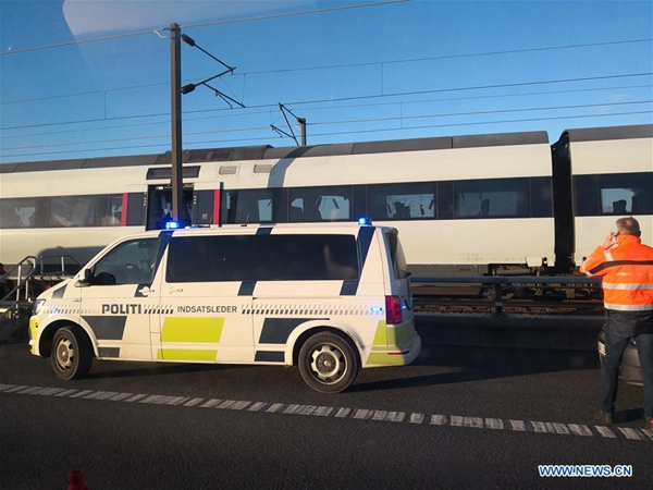 Six people killed in train accident on Denmark bridge