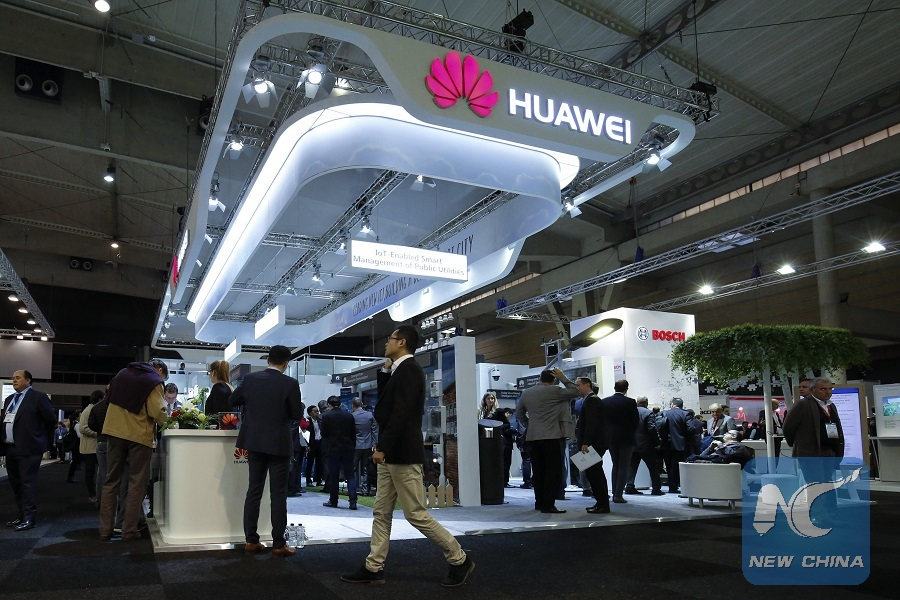 Huawei unveils Kunpeng 920 ARM server CPU - China org cn