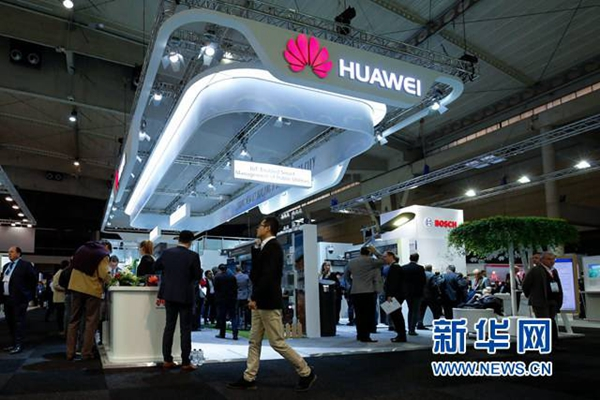 China's Huawei opens first store in Oman