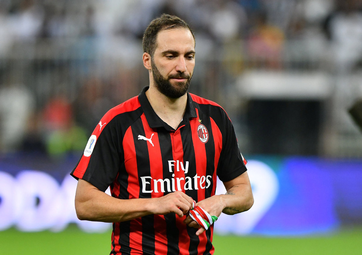 Gonzalo Higuain is all set to make Chelsea bow against Sheffield Wednesday