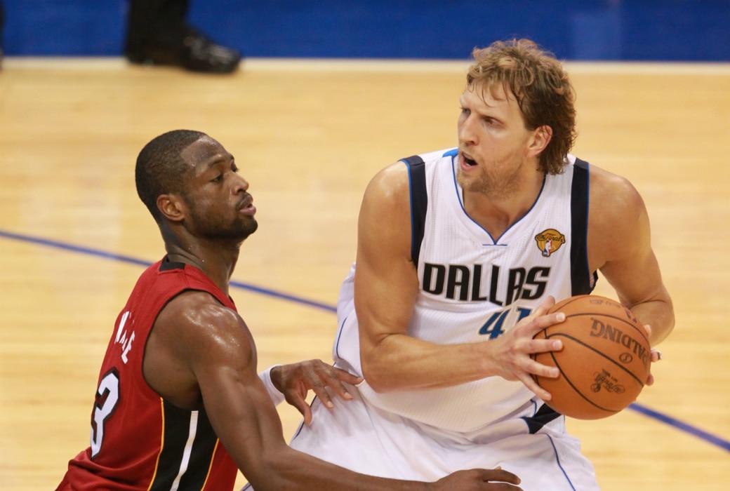 Dirk Nowitzki, Dwyane Wade added to '19 All-Star roster