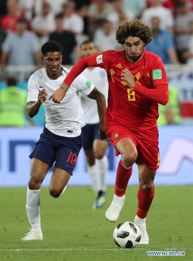 Fellaini completes move to Shandong Luneng