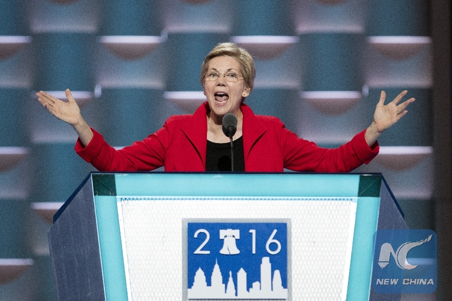Elizabeth Warren Officially Announces 2020 Presidential Run