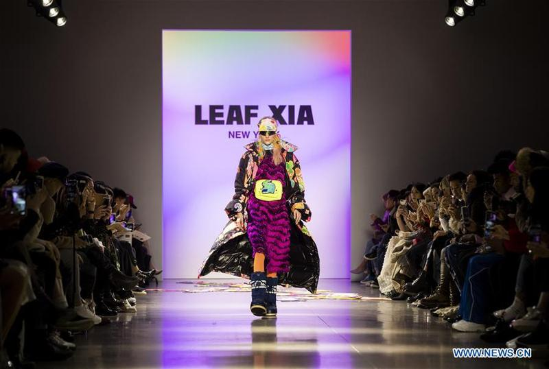 Chinese Designers Spring Up In Global Fashion Arena English Scio