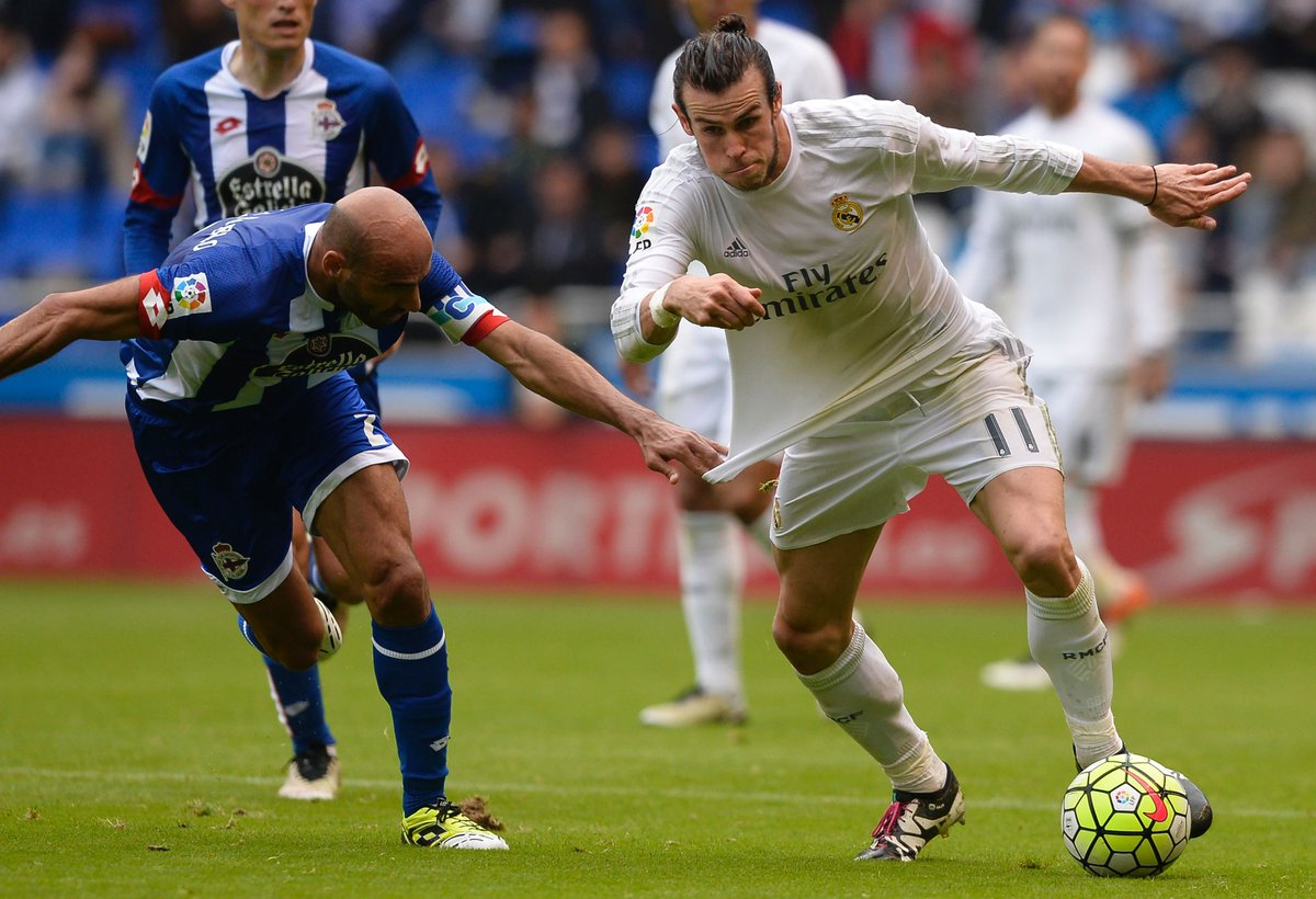 Real Madrid's Gareth Bale facing possible 12-match ban