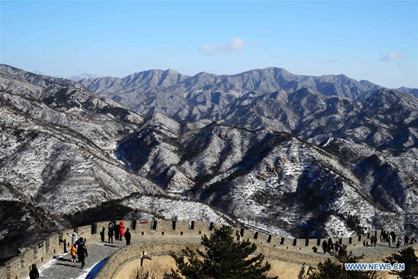 Beijing to found first Great Wall Restoration Center