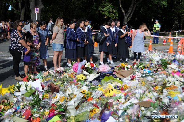 NZ bans military type semi-automatic weapons used in mosque massacre