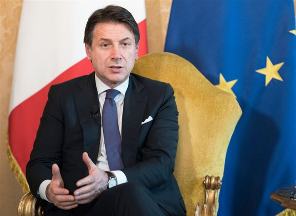 Italy ready to lead European nations into China's embrace