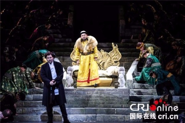 Chinese opera to be staged in Italy