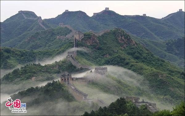 China improves Great Wall protection