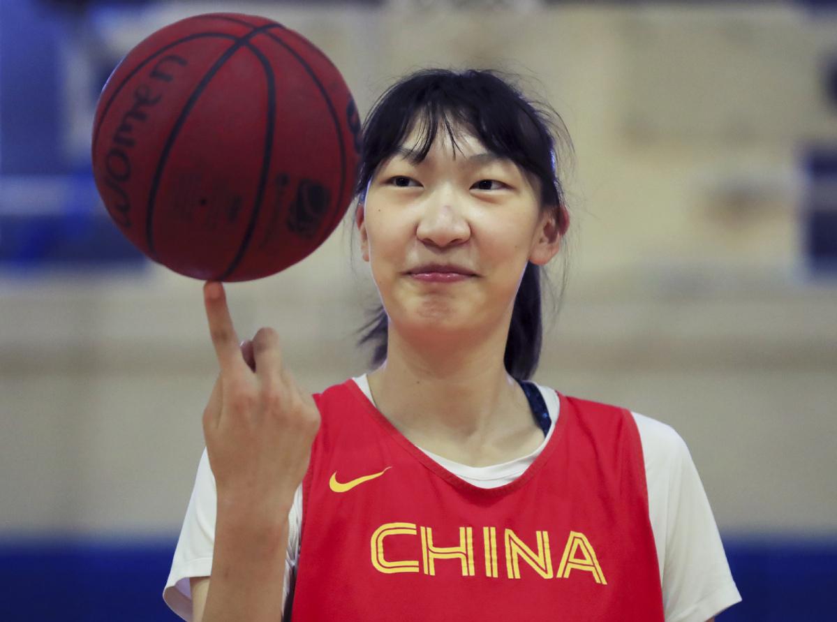 Han confident of conquering WNBA