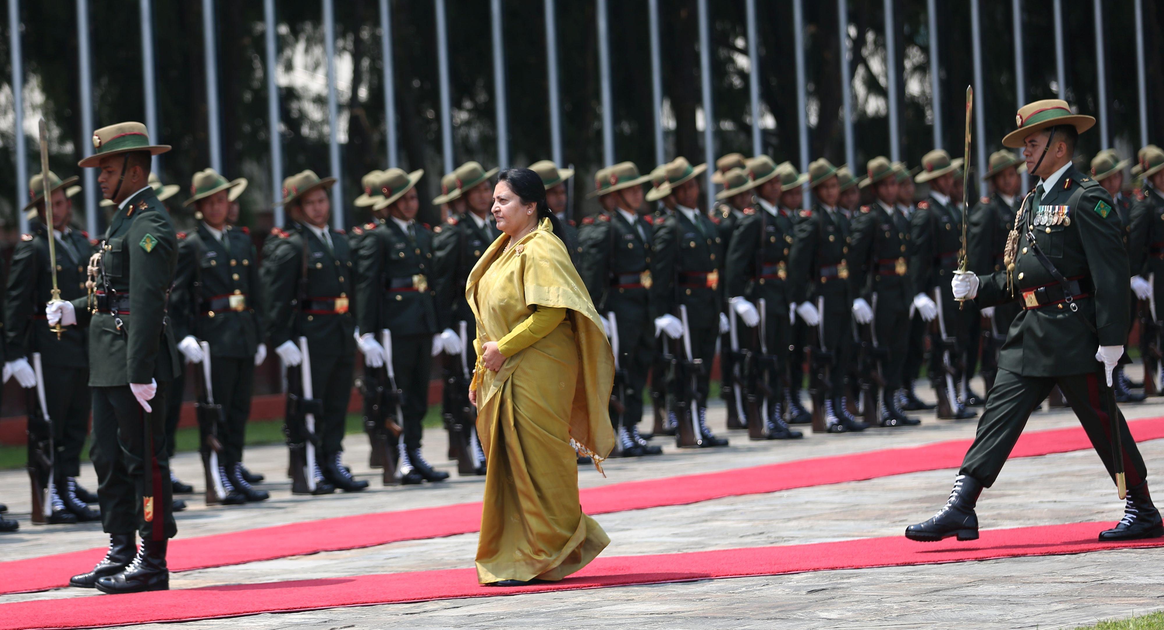 Nepal ties