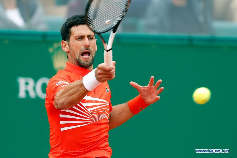 Novak Djokovic Solidifies Grip On Atp Rankings China Org Cn