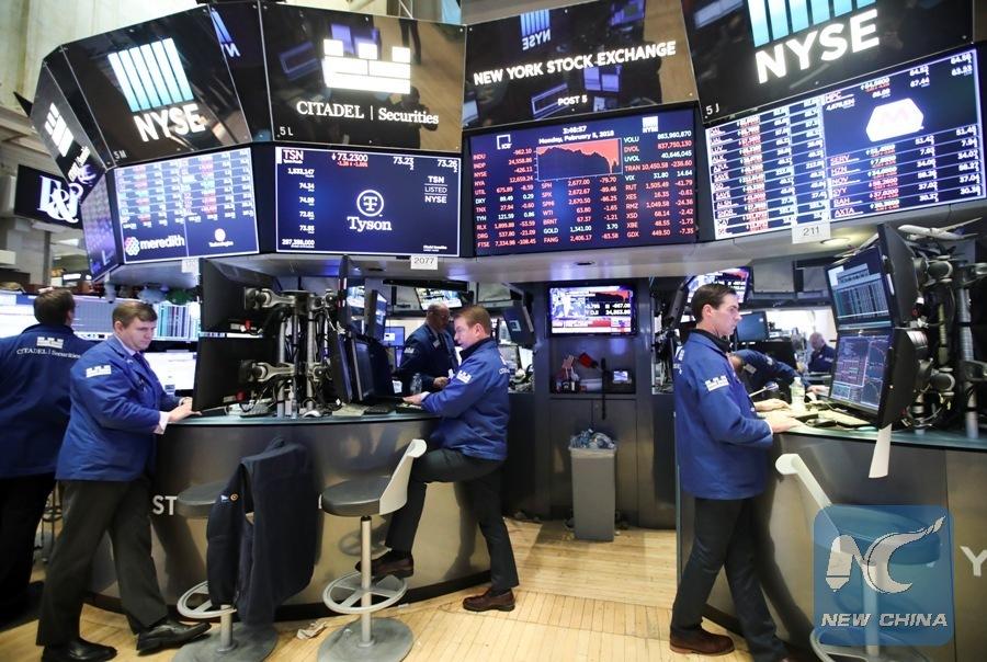 Wall Street tumbles as tech shares slide