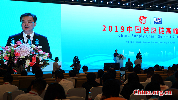 Fuzhou to create innovative cross-strait supply chain