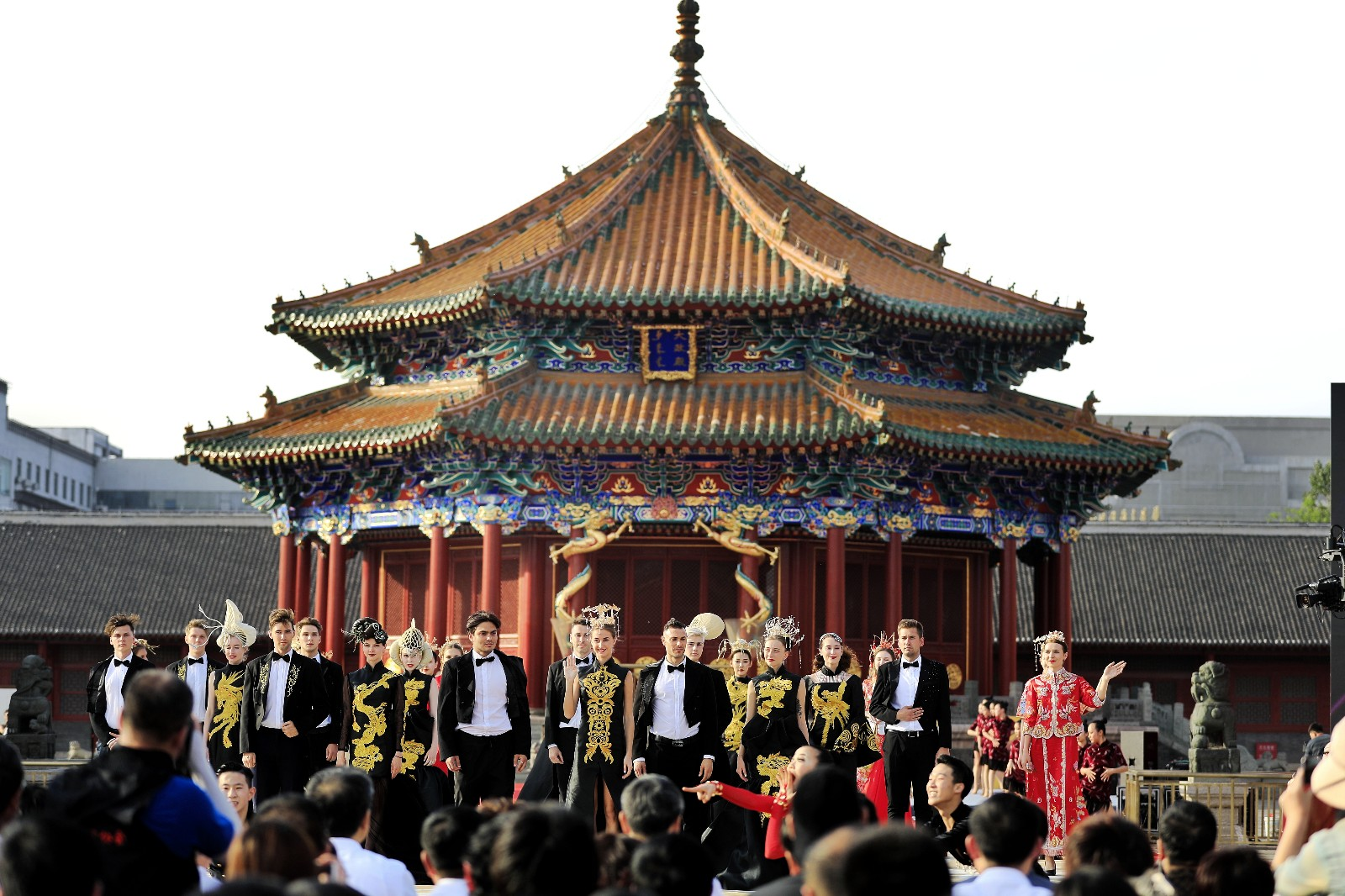 Shenyang International Cheongsam Culture Festival opens