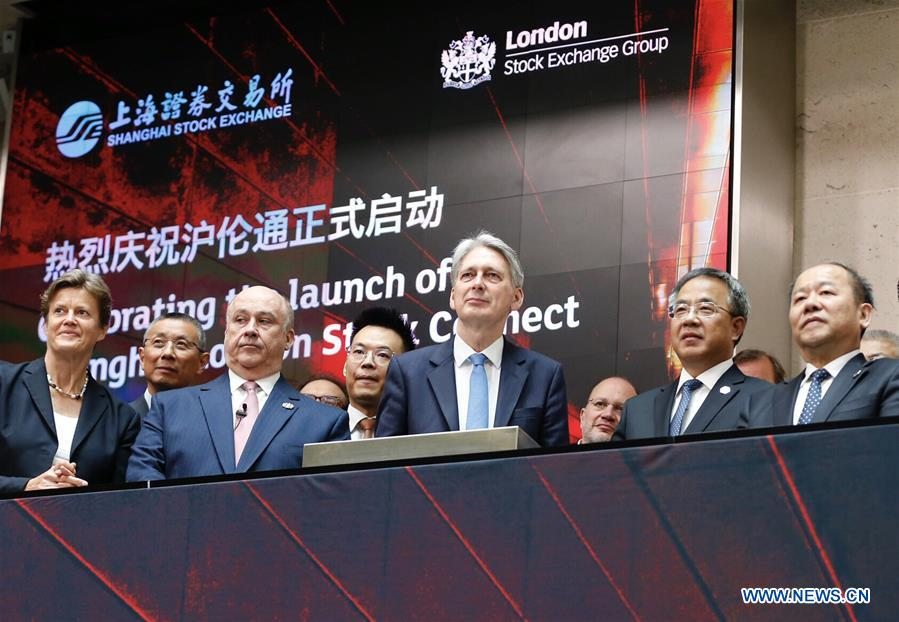 China, UK Pledge More Cooperation On BRI, Support For
