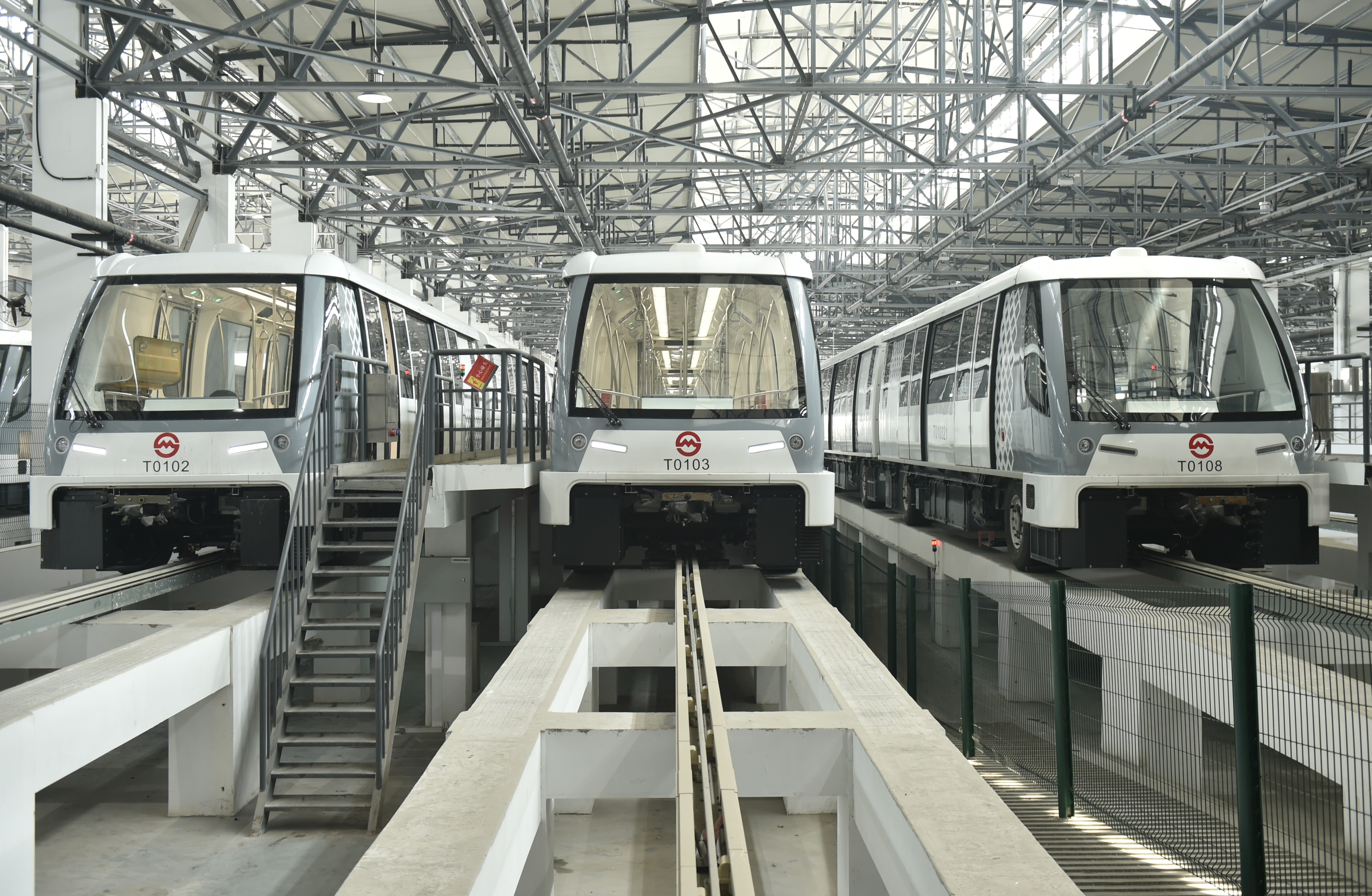 China's subway system: Star of rapidly growing economy
