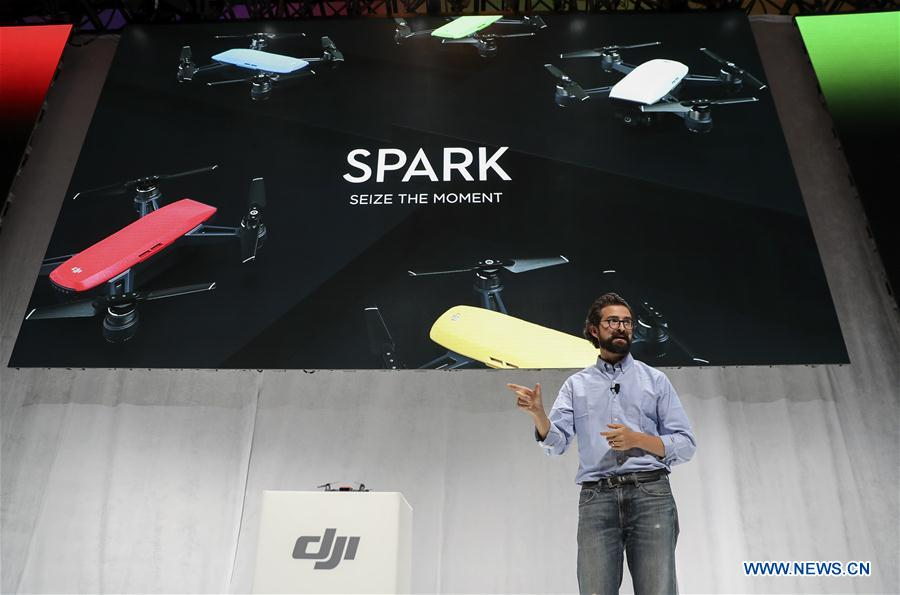 Chinese drone maker DJI to set up production facility in the US