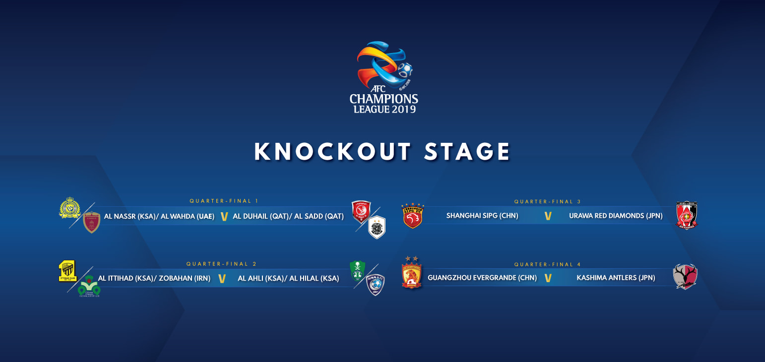 ACL quarter-final ties confirmed - China org cn