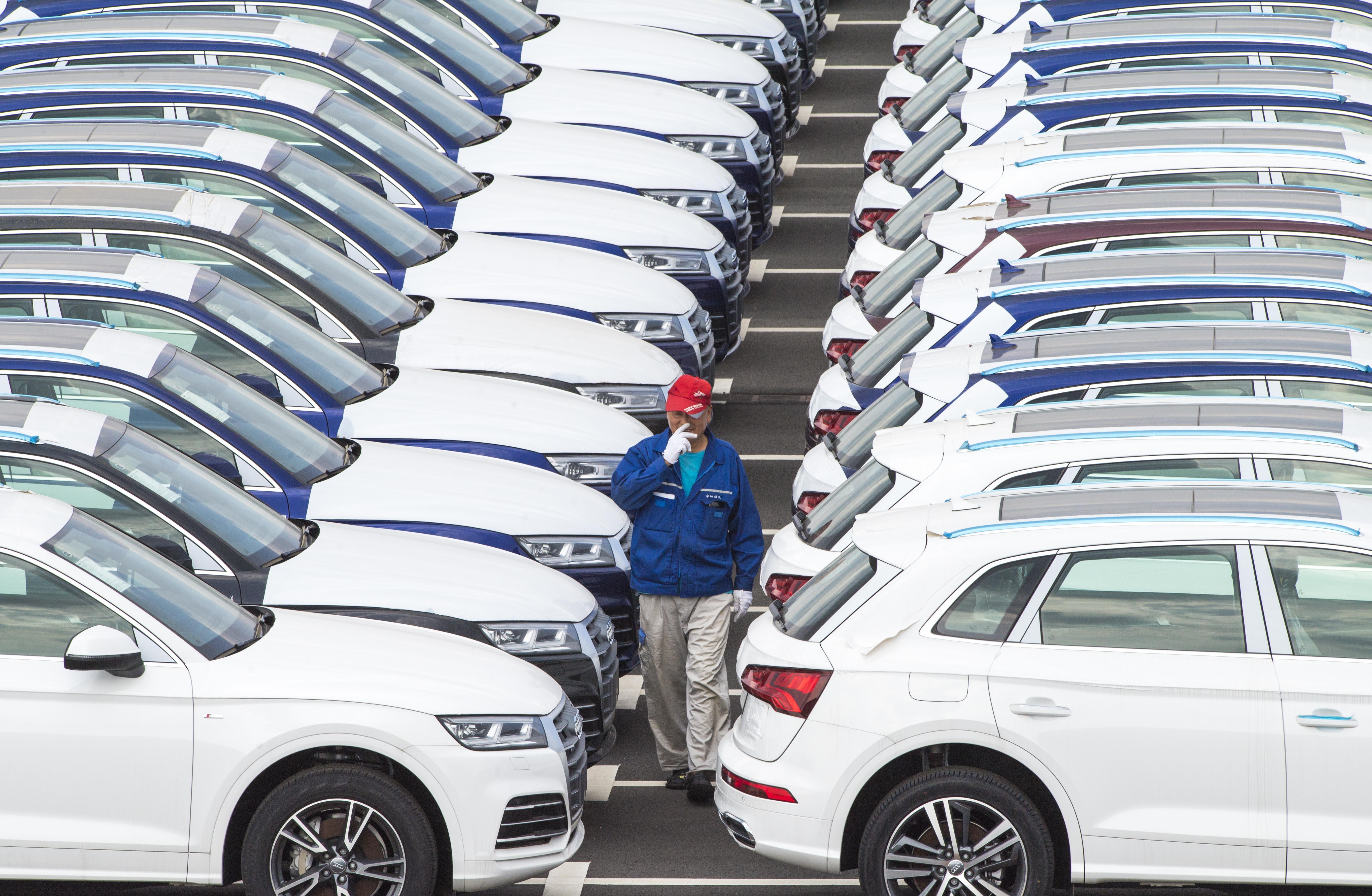 China's car sales rebound in June