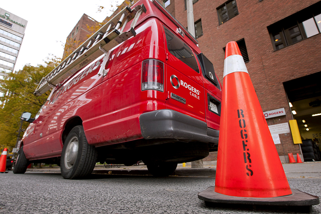 Outage at Rogers causes voice service issues across Canada