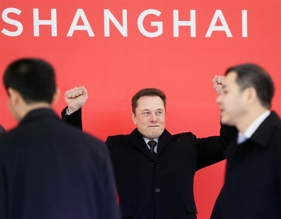 Tesla approaches trial production phase