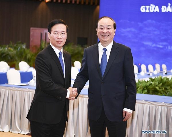 Chinese, Vietnamese parties hold 15th theory seminar