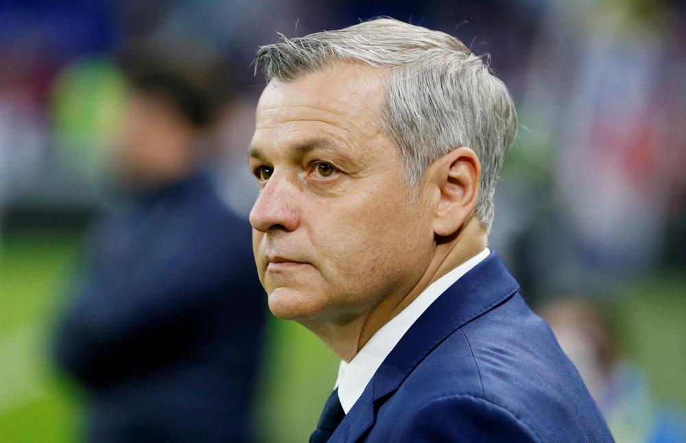 Ex-Lyon Boss Genesio Hired As Beijing Fires Schmidt