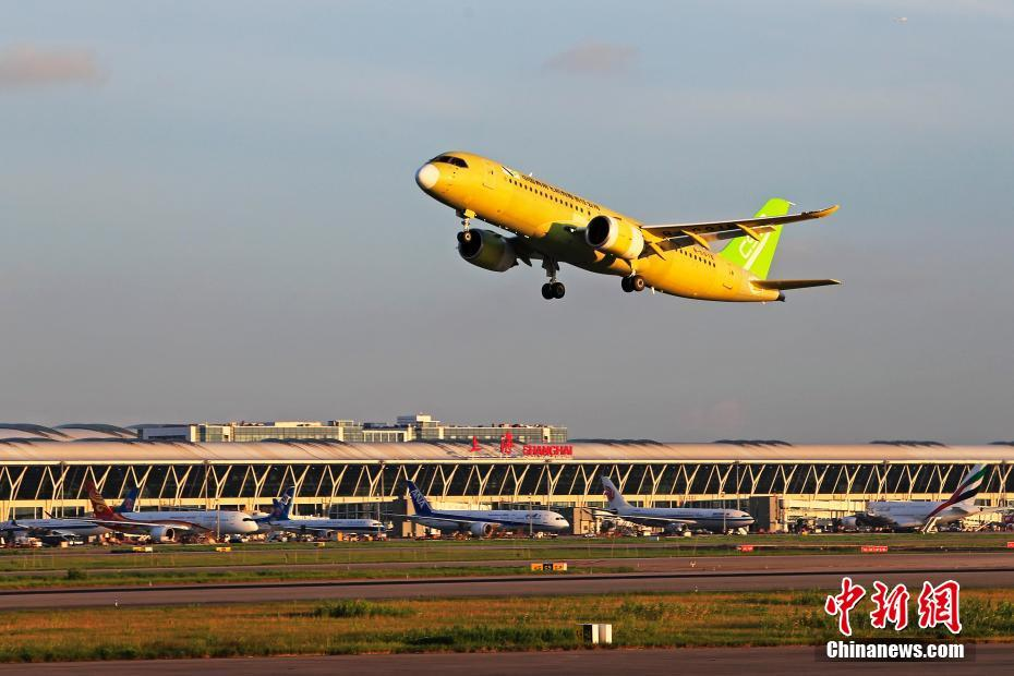 China's C919 to enter intensive test flight phase in H2