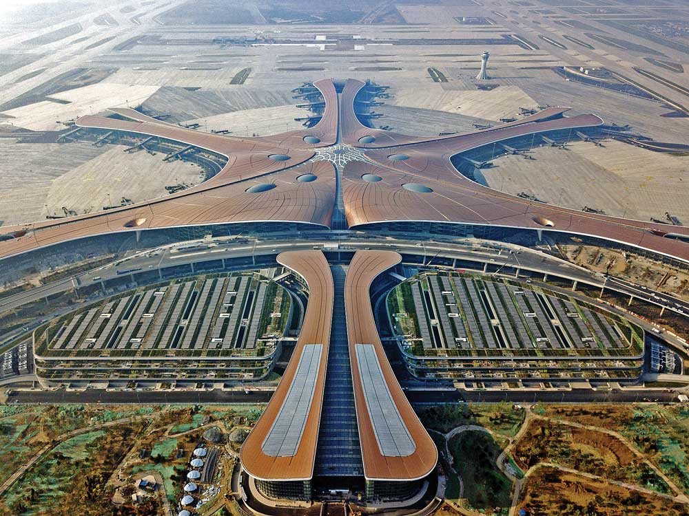 Beijing new airport flights start selling tickets