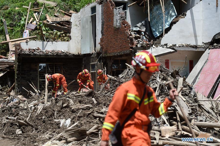 Typhoon Lekima leaves 49 dead, 21 missing in China