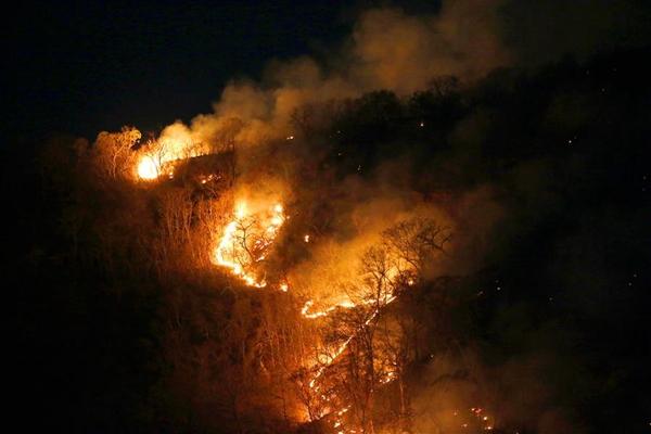 Bolsonaro fuels spat with Macron over Amazon fires