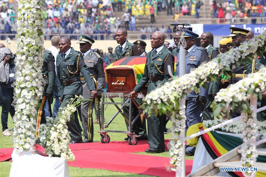 Mugabe's family agrees to his burial in national monument