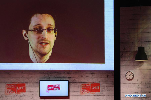 United States sues Edward Snowden over memoir