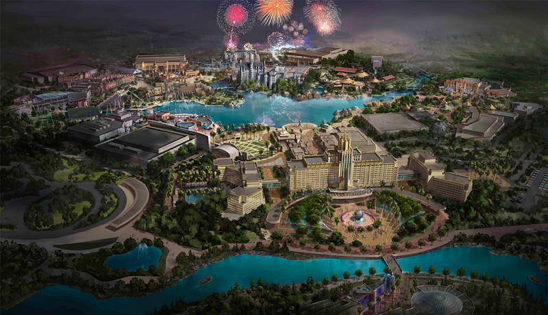 Universal Beijing Resort announces 2021 opening