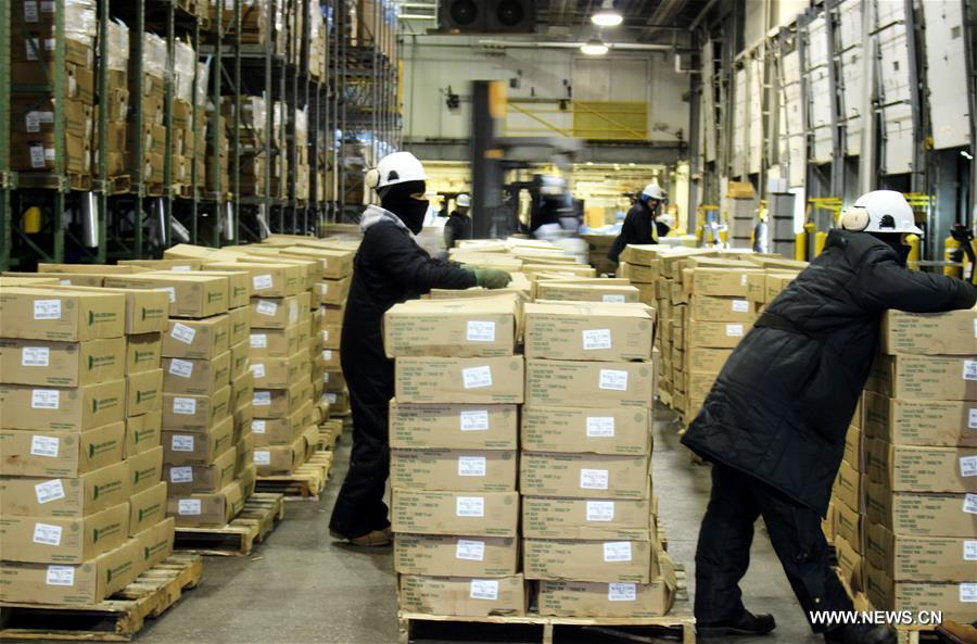 US trade deficit narrows in October as imports, exports fall