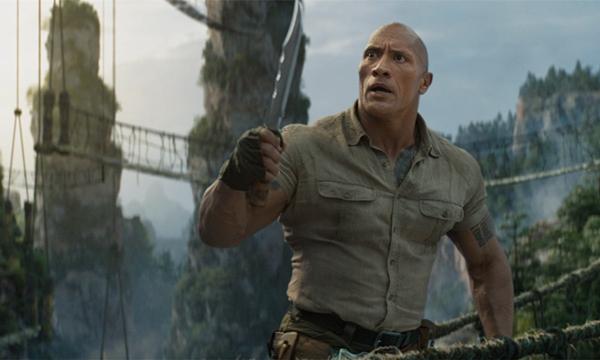 《勇敢者游戏2》:华丽升级的娱乐大片