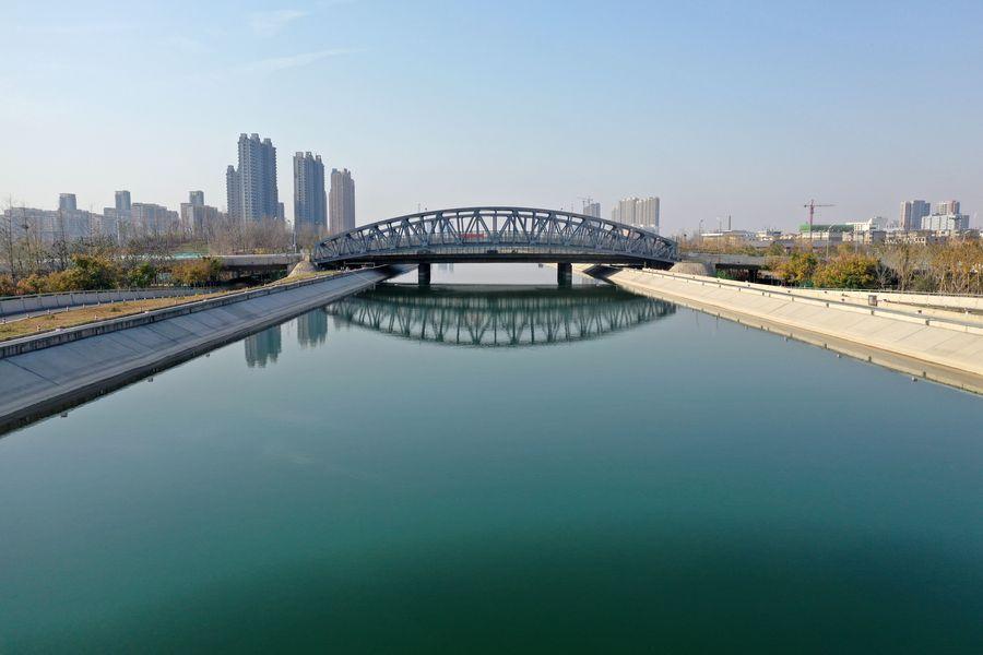 How China is tackling its water stress | china.org.cn