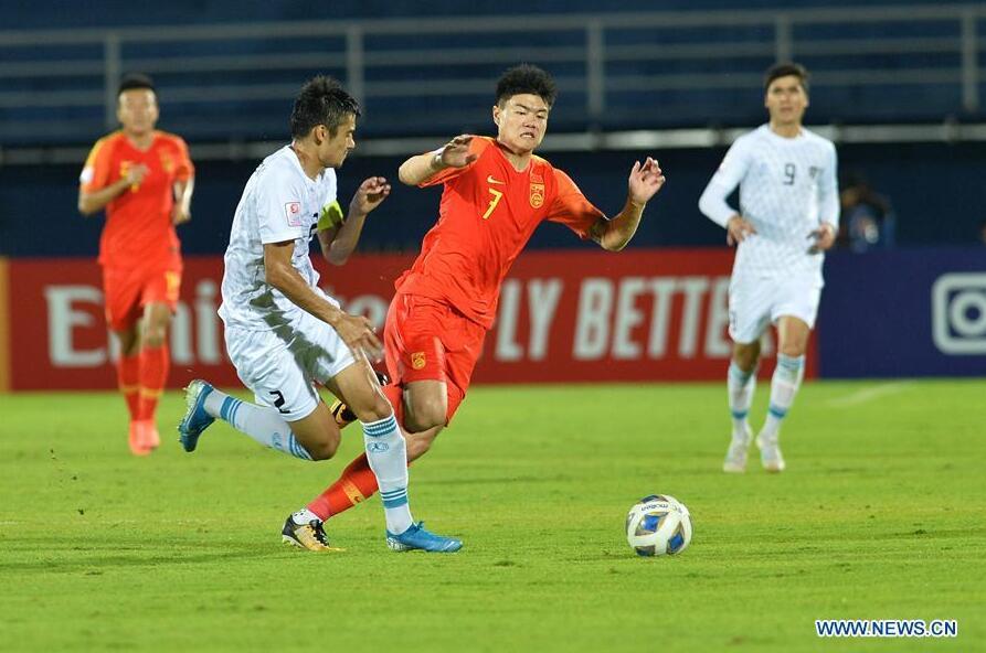 Uzbekistan Scores Twice As China Exits Olympic Tickets