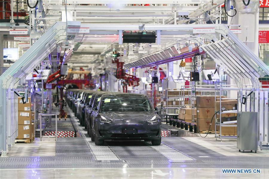 Tesla to set up R&D center in China