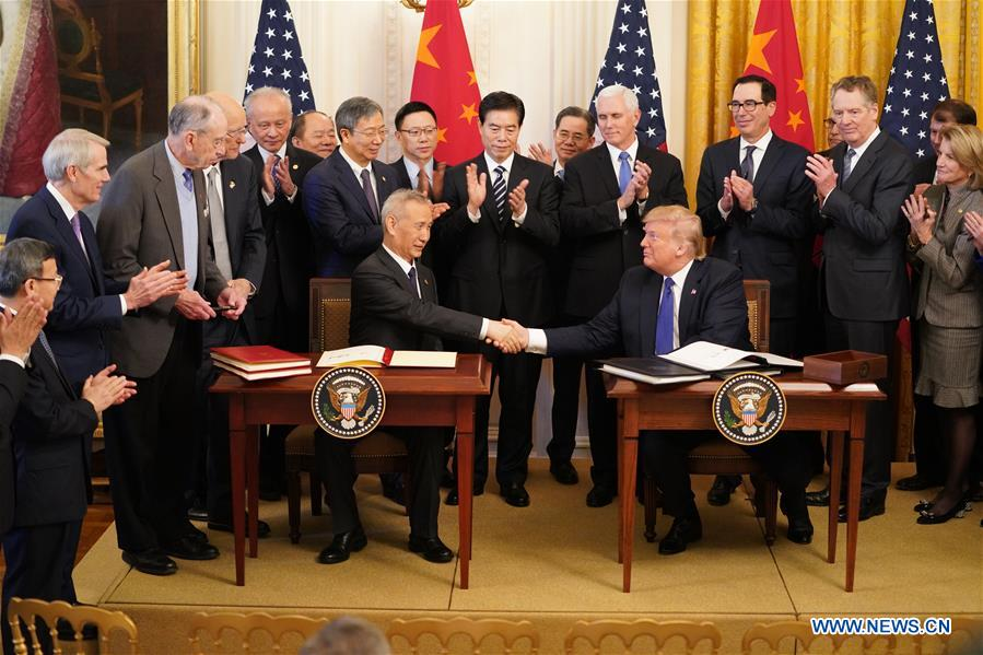 China will increase imports from United States according to 'market principles'