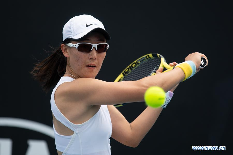 China S Women On Song At Australian Open China Org Cn