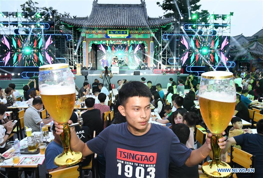 China's beer industry sees stable growth in 2019