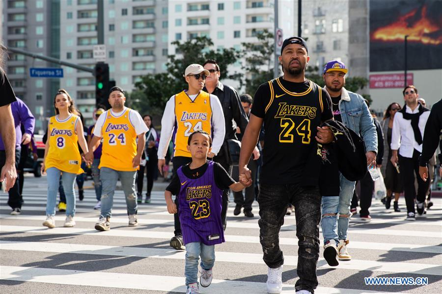 Most Emotional Moments of the Kobe Bryant 'Celebration of Life' Memorial