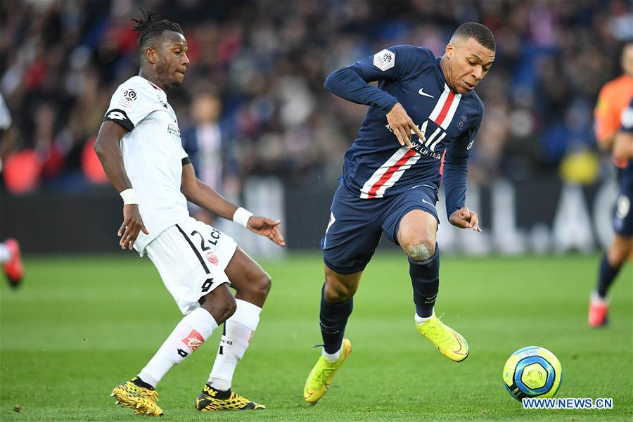 Mbappe masterclass fires PSG to 4-0 victory over Dijon