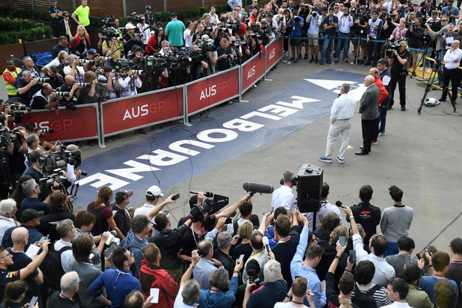 Australian Grand Prix set to be postponed due to coronavirus