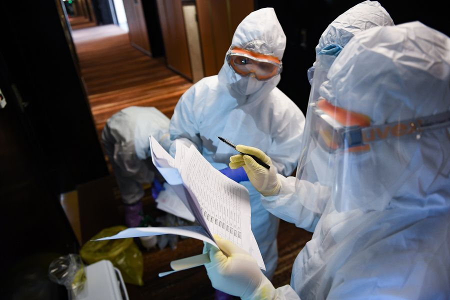 China's top scientists say the coronavirus will likely return every year