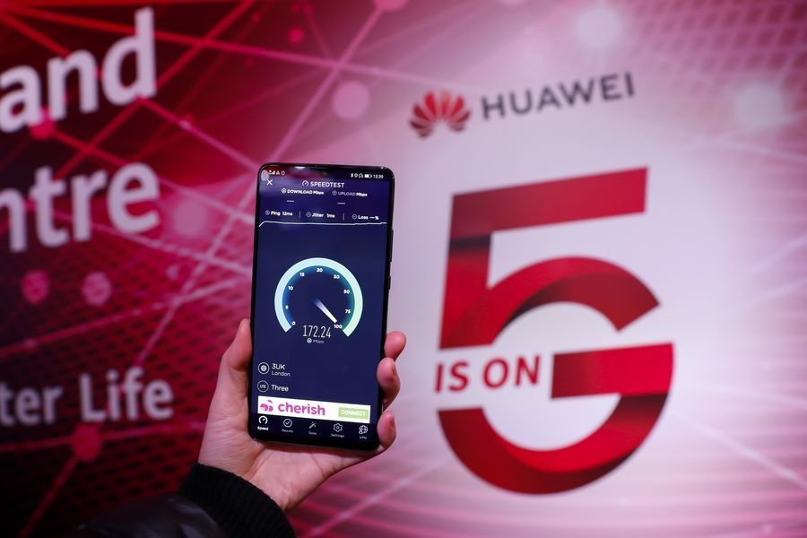 Huawei launches advertising campaign in United Kingdom amid security review