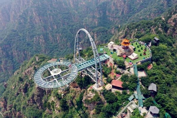 石林峡周边_北京平谷石林峡4A景区提升品质开门迎客 - China.org.cn